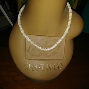 Beeded Shell Necklace